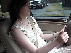 Yanks Savannah Sly Drives And Cums