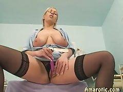 Role Play 30: Boobs Nurse Olga