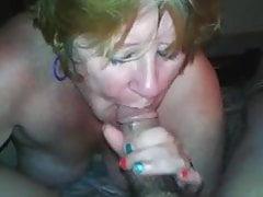 Grandma Still Loves To Suck