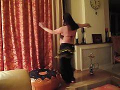Sexy Pregnant Dance 1