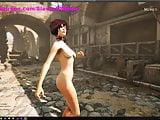 Slaves Of Rome - New BDSM video-game - FUTA Futanari Content