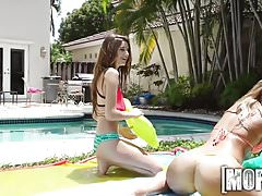 Mofos.com - Alex Kelsi - Real Slut Party