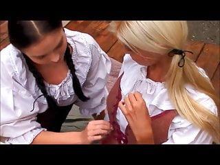 Tits Czech Teen video: Young bimbos