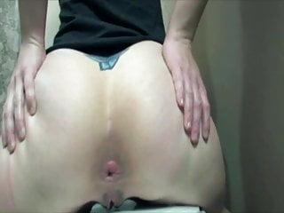 Femdom Humiliation Hd Videos video: Winking arsehole farts
