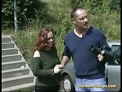 molliges deutsches jugendlich erstes Porno Casting