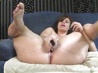 pawg處女座橄欖石在性感傳播高清