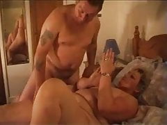 huge chick fucking after massage