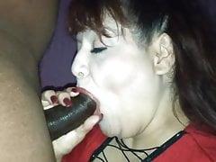 Rae Lynn suce et baise une partie de la BBC 1