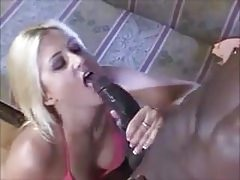 Young Staci ruined by big black cock