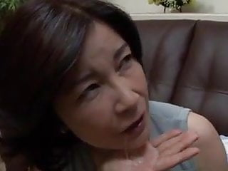 Milfs Japanese Creampie video: japanese Mature