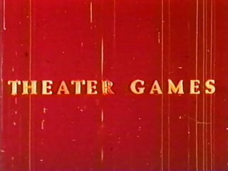 Vintage Retro porno: (((THEATRiCAL TRAiLER))) - Theater Games (1971) - MKX
