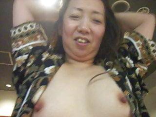 Japanese Cuckold Tits video: KAYOKO