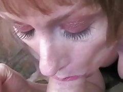 Sperma Schlucker GILF Melanie