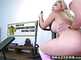 Brazzers - Big Tits In Sports - Kagney Linn Karter and Danny