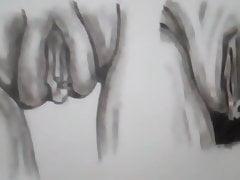 Kocalos - sztuka erotyczna. Dwadzieścia rodzajów cipek.