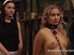 Pleasure and Pain: Lesbický otrok nemůže uniknout z řetězců