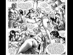 sesso dei cartoni animati