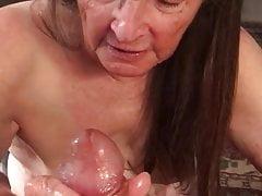 Alla nonna piace il suo gusto
