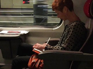 Mature Swiss Hd Videos video: Nature Women in the Train