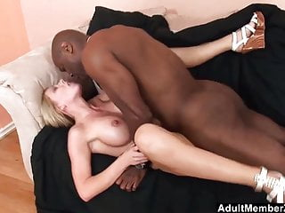 Blondes Big Cock Shagged video: Big breasted blonde shagged by a bbc