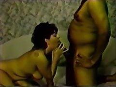 il retro brunette succhia il bbc