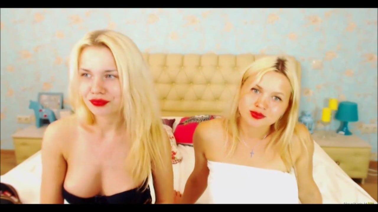 Russian Lesbians Andrea Mika And Karina Get Naughty Lesbian