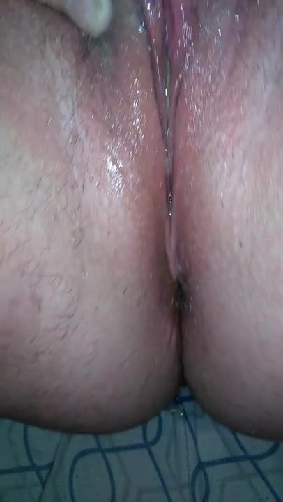 Fingering Really Wet Pussy