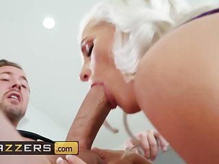 Mommy Got Boobs  - Alena Croft Jessy Jones - Getting It On