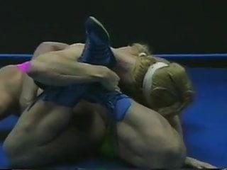 Canadian Nude Oil Wrestling 2 – Scene 4