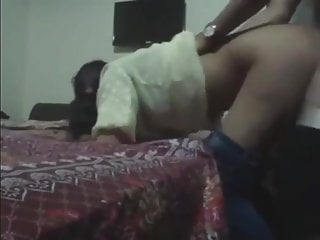 New Indian girl, her first video