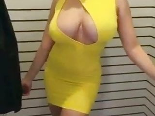 for Perfect dress  boobs big