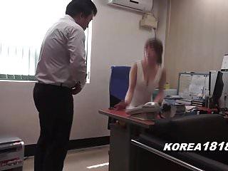 韓國色情熱韓國老闆女士