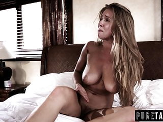 Lena Paul Finds Out She's Addicted to Multiple Creampies