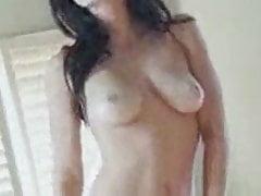 Sexy Strip Dance & Masturbate