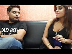 Desi Indian girl having sex with boyfriend at hotel
