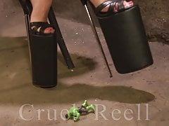 PREVIEW: CRUEL REELL - HULK VS. CRUEL REELL