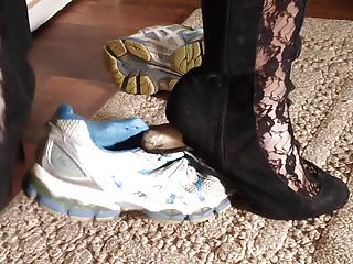 abusing sneakers backfire