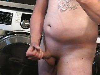 Cock selfie and POV cumshot