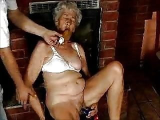 Very sexy butt ugly grannies by satyriasiss...