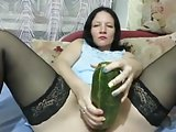 Amateur - Mature  Bottles Large Veggies & Fisting
