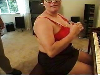 Piano teacher bbw fucking...