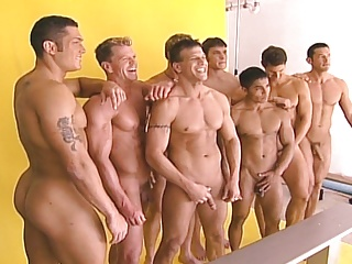 8 NAKED JOCKS LIVE CAM TOGETHER