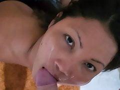 I love sucking my master's cock