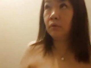 Taiwan MILF exposing herself