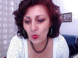 Awesome nipple webcam mature...