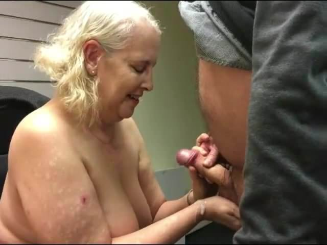 Wife Watches Husband Amateur