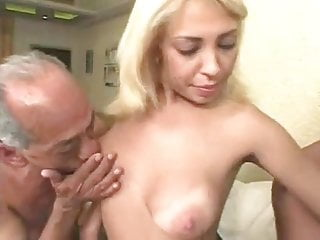 Ugly fuck a blonde...