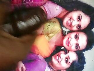 Mixed Mallu Shot on actress cum
