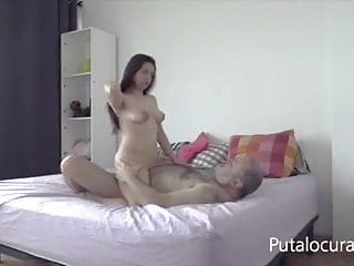 Cowgirl Torbe Cum In Mouth video: Julia Montalban in bed with torbe putalocura