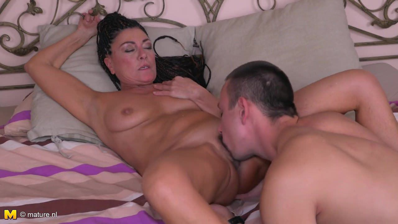 2 Moms 2 Sons Porn mother not her son anatomy class with subtitles part 2